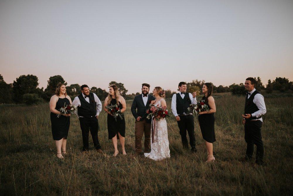 Chapel Farm Wedding Potos   Perth Wedding Photographer   Ebony Blush Photography   Brett + Blythe   93