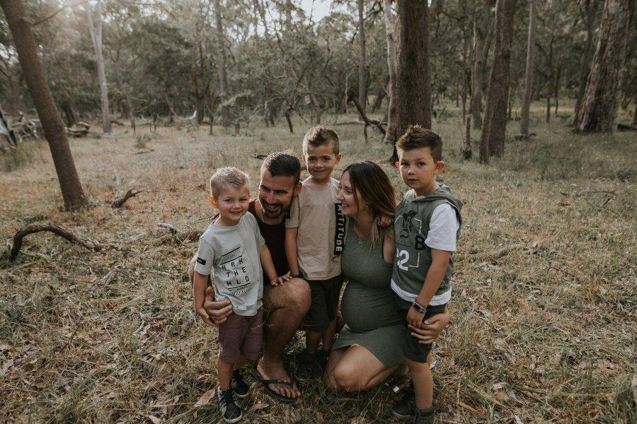 Family Photo Session | Ebony Blush Photography | Perth Family Photographer | Lifestyle Photograph