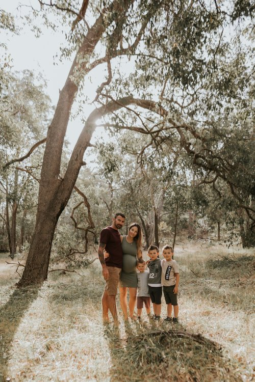 Family Photo Session | Ebony Blush Photography | Perth Family Photographer | Lifestyle Photograph