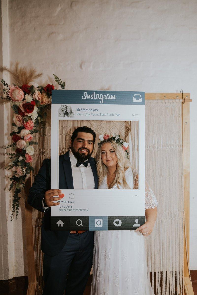 Ebony Blush Photography | Perth wedding Photographer | Perth City Farm Wedding | Imogen + Tristian192