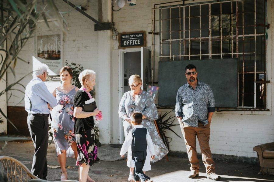 Ebony Blush Photography | Perth wedding Photographer | Perth City Farm Wedding | Imogen + Tristian26