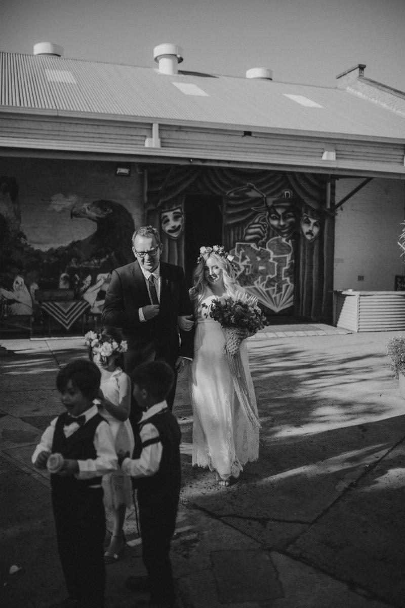 Ebony Blush Photography | Perth wedding Photographer | Perth City Farm Wedding | Imogen + Tristian58-2