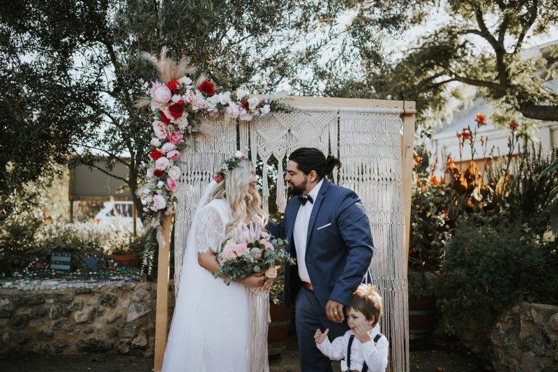 Ebony Blush Photography | Perth wedding Photographer | Perth City Farm Wedding | Imogen + Tristian68