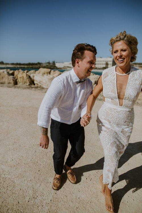 ort Coogee Wedding   Ebony Blush Photography   Perth Wedding Photographer