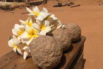 100% Naturally Organic Cocoa And Palm Oil Soap From Africa