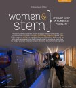 Feature Article: Women & STEM: It's Not Just a Numbers Problem