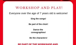 Annie Workshop Flyer