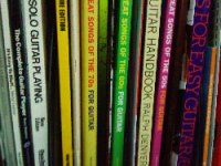Broad Selection of Music Books for All Popular Musical Instruments