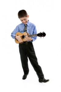 Ukulele lessons at Ebony & Ivory Music School, Colindale