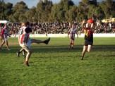 the winning kick
