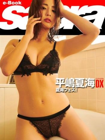 夏海フェス! 平嶋夏海COVER DX [sabra net e-Book]