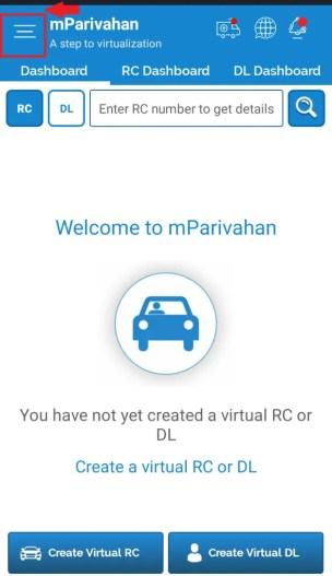 parivahan app