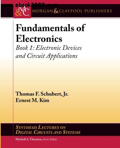 Engineering Book Electronic Circuits Fundamentals And Applications