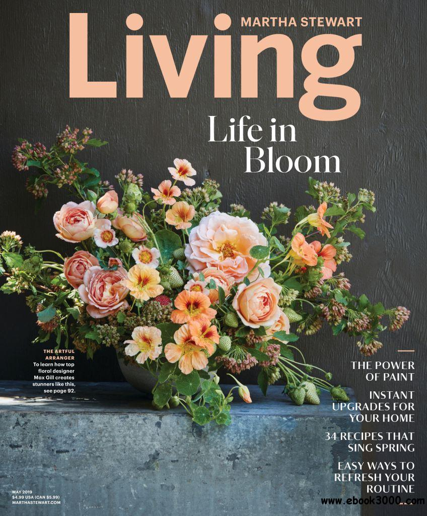 Martha Stewart Living June 2017