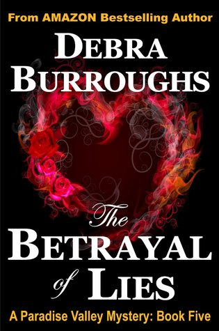 The Betrayal of Lies Book Cover