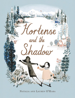 Hortense and the Shadow Book Cover