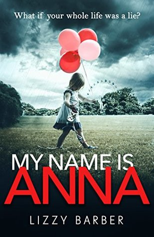 My Name is Anna Book Cover