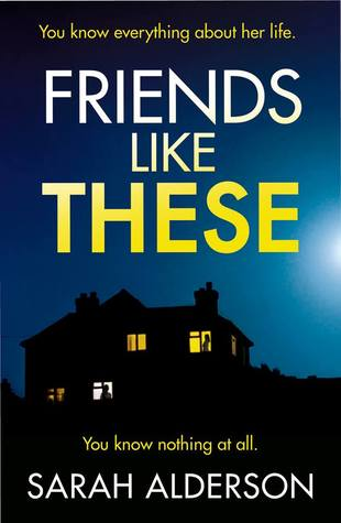 Friends Like These Book Cover