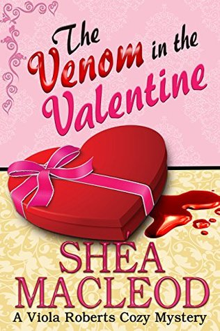 The Venom in the Valentine Book Cover