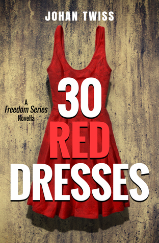 30 Red Dresses Book Cover