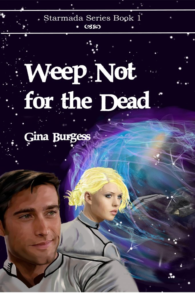 Book Cover: Weep Not for the Dead