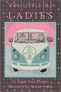Book Cover: Two Little Old Ladies