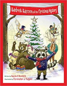 Book Cover: Redrick Raccoon and the Christmas Mystery