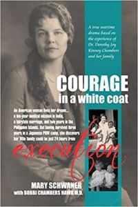 Book Cover: Courage in a White Coat