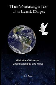 Book Cover: The Message for the Last Days