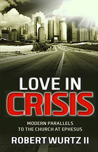 Book Cover: LOVE IN CRISIS