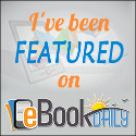 I've been featured on eBookDaily