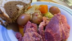 Jiggs Dinner bowl