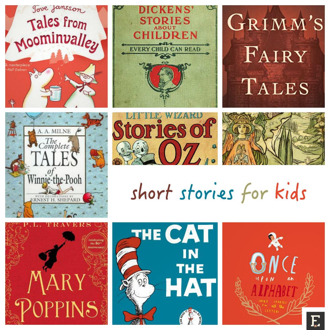 20 Best Short Stories For Kids