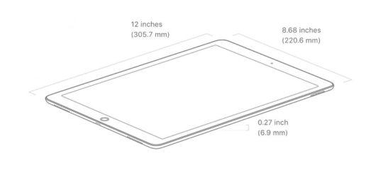 Apple iPad Pro 10.5 and 12.9 (2017)