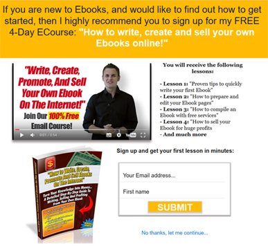 how to prepare website for free