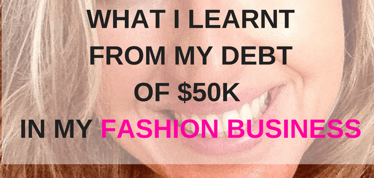 What I learnt from my debt of $50K