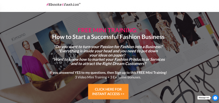 free online fashion courses, FREE Resources to Grow your Fashion Business, Fashion Marketing to grow Fashion Business | Ebooks4fashion.com