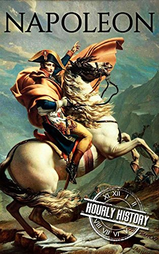 Large book cover: Napoleon: A Life From Beginning To End