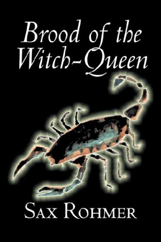 Large book cover: Brood of the Witch-Queen
