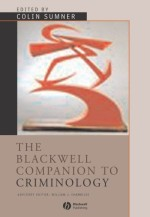 [FREE] The Companion to Criminology (Blackwell Companions to Sociology)