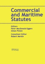 [GOLD] Commercial and maritime statutes (Maritime and Transport Law Library)