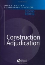 Construction Adjudication, Second Edition