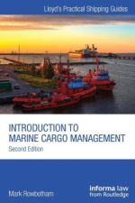 [GOLD] Introduction to Marine Cargo Management