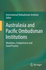 Australasia and Pacific Ombudsman Institutions: Mandates, Competences and Good Practice