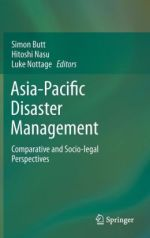 Asia-Pacific Disaster Management: Comparative and Socio-legal Perspectives