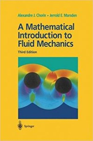 Download: A Mathematical Introduction to Fluid Mechanics, 3rd edition