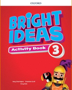 ENGLISH COURSE : Bright Ideas • Level 3 • Activity Book + Audio (2018)