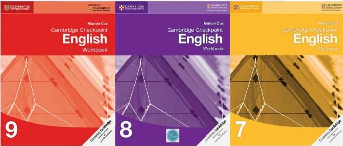 download [Series] Cambridge English Checkpoint Workbook, 9,8,7