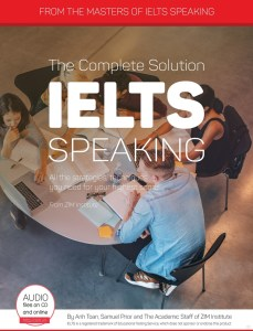 The complete solution for IELTS Speaking test