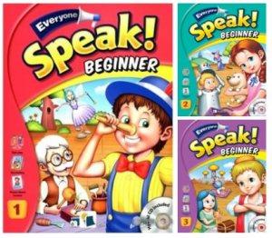 Everyone, Speak! Beginner | Levels: 1-2-3
